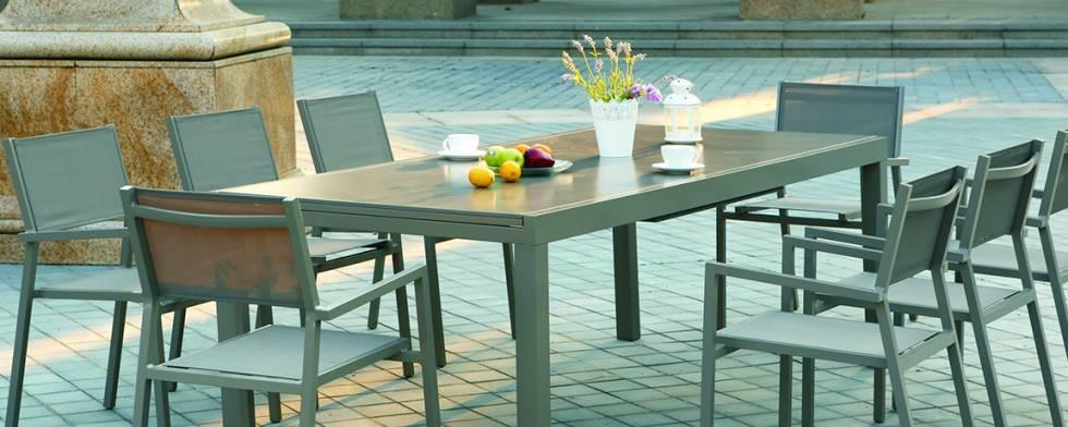Gecko mobilier et accessoires de camping stilio - Mobilier jardin cdiscount saint denis ...