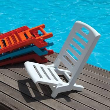 Gecko mobilier et accessoires de camping stilio - Chaises de plage ...
