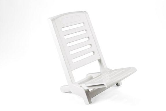 Chaise de plage pliante en plastique table de lit - Chaise de plage lafuma pliante ...